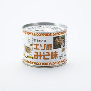 阿寒もみじ エゾ鹿 (みそ味)