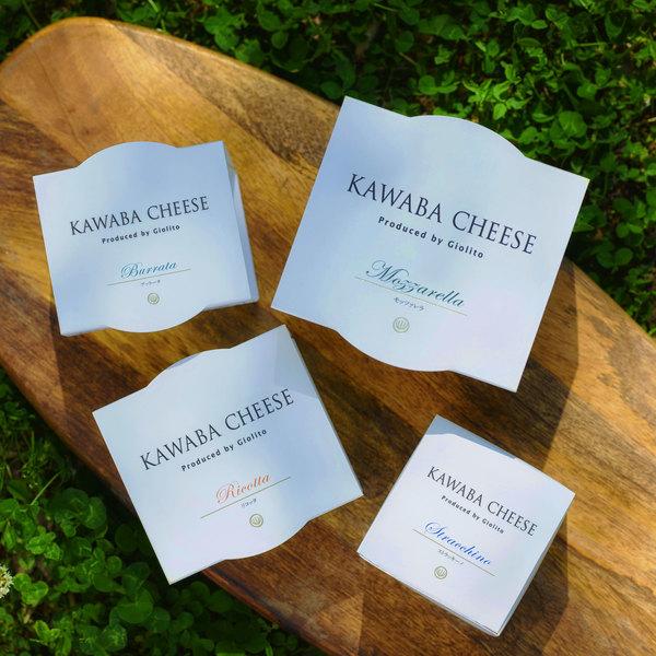 カワバチーズ4種セットの商品イメージ-127
