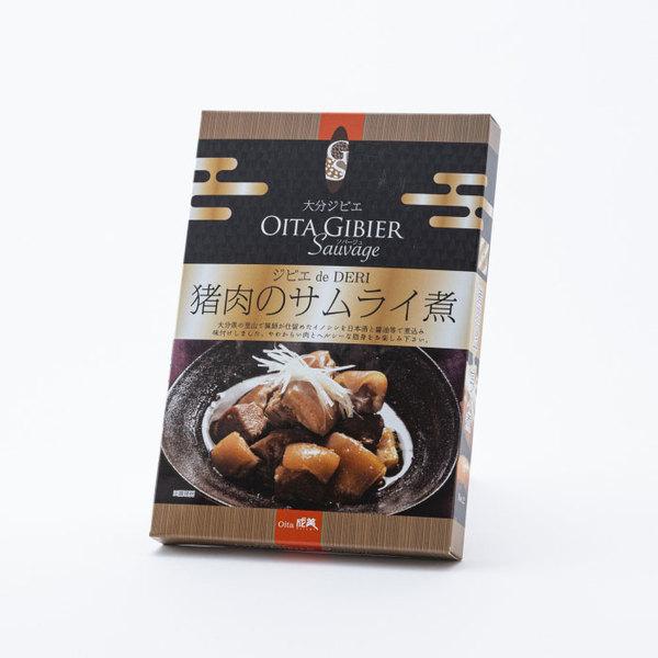 猪肉のサムライ煮の商品イメージ-202