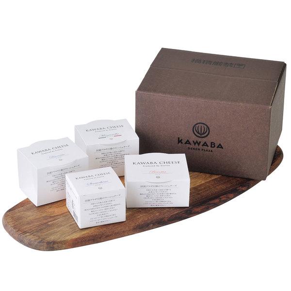 カワバチーズ4種詰合せセットの商品イメージ-261