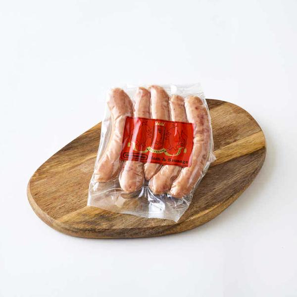 ガーリックヴルスト(ウインナーソーセージ加熱後包装製品)の商品イメージ-321