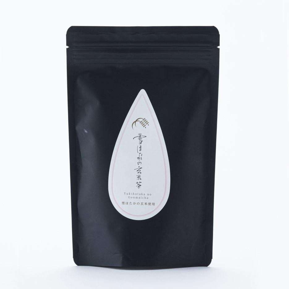 雪ほたかの玄米茶の商品詳細イメージ-1190