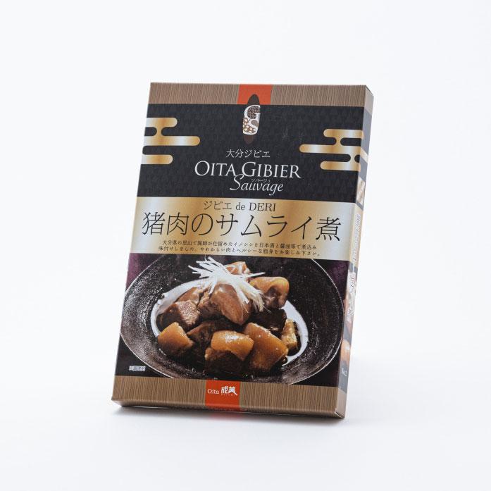 猪肉のサムライ煮の商品詳細イメージ-1218