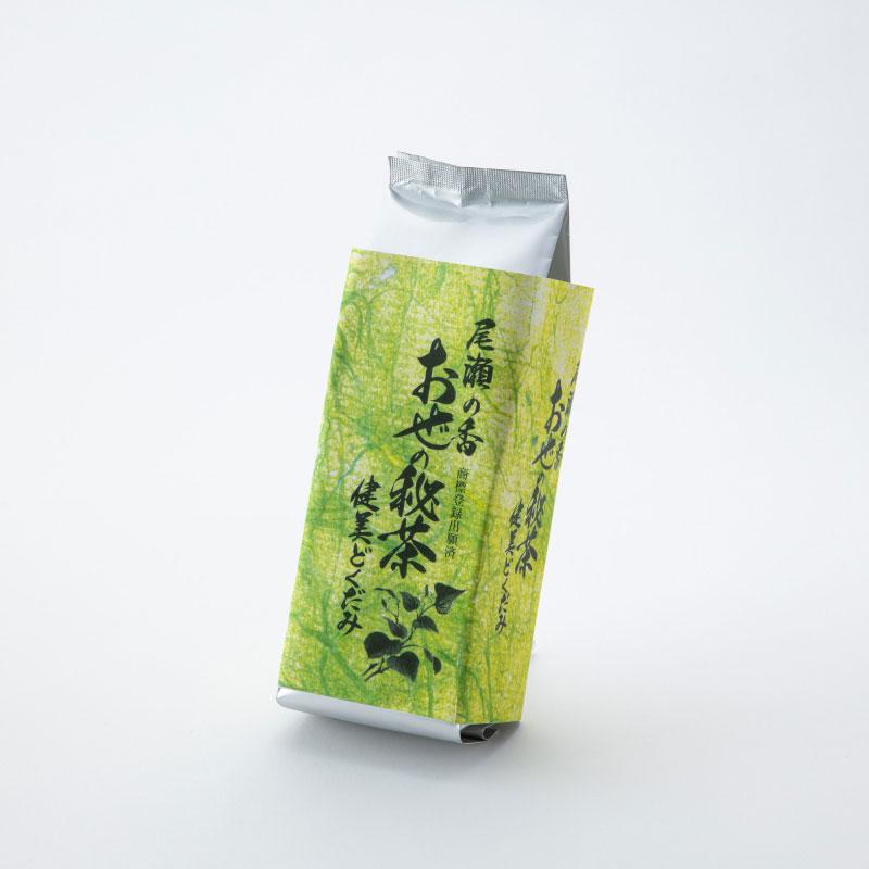 尾瀬の香り おぜの秘茶 健美どくだみの商品詳細イメージ-1269