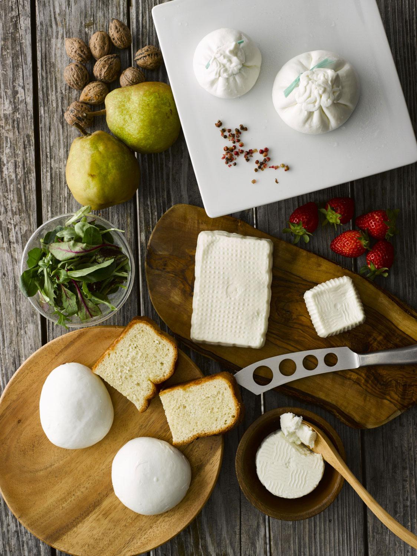 カワバチーズ4種セットの商品詳細イメージ-972