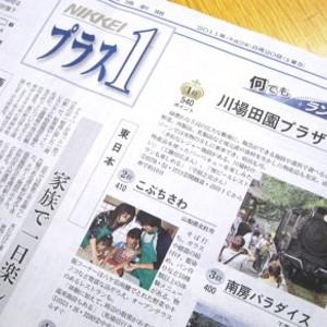 日経プラス1 ランキングで東日本第1位!